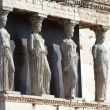 Four Caryatids — Stock Photo