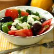 Greek salad — Stock Photo #15600669
