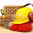 Construction industry concept — Foto Stock