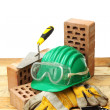 Tools on work place — Stock Photo #19179291