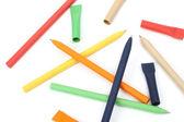 восстановленный ручки — Стоковое фото