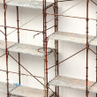 Scaffolding — Stock Photo