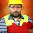 Worker — Stock Photo
