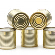 Tin cans — Stock Photo #30816683