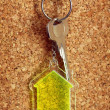 House key — Stock fotografie