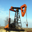 Oil pump jack — Stock Photo #35725463