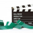 Movie clapper board — Stock Photo #36154839