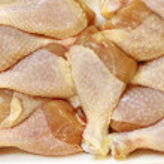 Chicken legs — Stock Photo