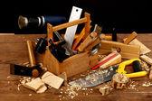 Carpenter's too — Stockfoto