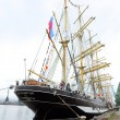Russian tall ship Kruzenshtern — Stock Photo #46202735