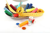 Forniture per cucire — Foto Stock