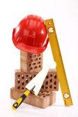 Masonry tools — Stock Photo