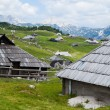 Velika Planina, Slovenia — Stock Photo
