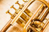 Trompet — Stok fotoğraf