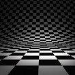 Checkered texture 3d background — Stock Photo #20315215