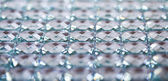 Diamond abstract background — Stock Photo