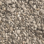 Naturally polished rock — Stock Photo