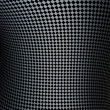 Checkered texture 3d background illustration. high resolution - Стоковая фотография
