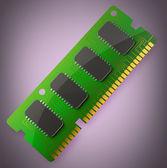 Computer RAM Memory Card 64gb — Stock Photo