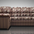 Modern sofa - Stock Photo