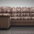Modern sofa — Stock Photo