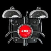 Sonnette d'alarme incendie — Photo