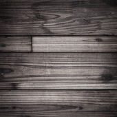 Gray wooden fence panels — Stock Photo