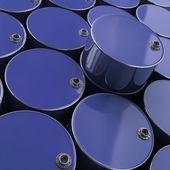 FUEL barrel background — Stock Photo