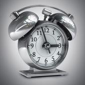 昔ながらの目覚まし時計. — ストック写真