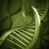 Molecular structure background — Stock Photo