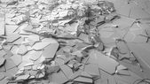 Earth ground crack background — Stock Photo