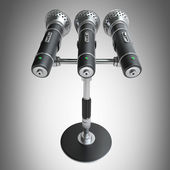Microphones. — Stock Photo