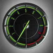 Tachometer. — Stock Photo