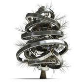ART tree concept — Stock Photo