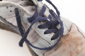 Old training shoe — Stock Photo