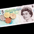 UK national minimum wage 6.31 — Stock Photo