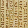 Stock Photo: Hieroglyph