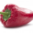 Stock Photo: Red wilted pepper