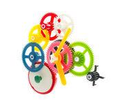 Multicolor uurwerk — Stockfoto