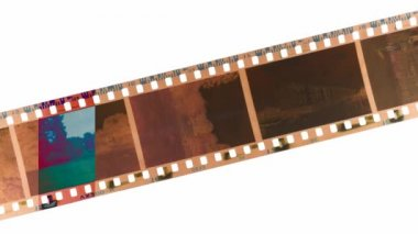 Photo film developer — Vídeo de stock
