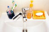 Meios de higiene — Foto Stock