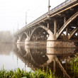 Bridge over river — Stock Photo #13884659