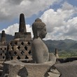 Borobudur Temple, Budda, Java, Indonesia — Stock Photo #1878126