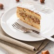 Cake to the nuts — Stock Photo #13396832