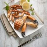 ������, ������: Crab claw