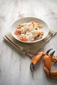 Crabmeat — Stock Photo