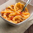 Pasta with ragù — Stock Photo