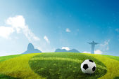 Brazil World Cup — Stock Photo