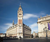 View of Lille city in France — Stock Photo
