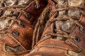 Worn Hunting Boot — Stock Photo